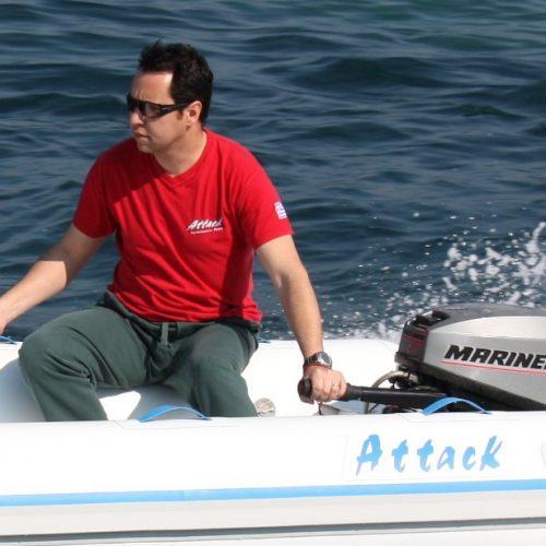 Θοδωρής Κρητικός - Φουσκωτά Σκάφη Attack Boats